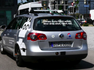 La Swisscom car